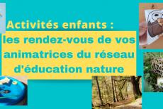 ENFANTS : une activité pour découvrir la nature à faire chez soi