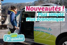 Le Montenbus évolue en 2021